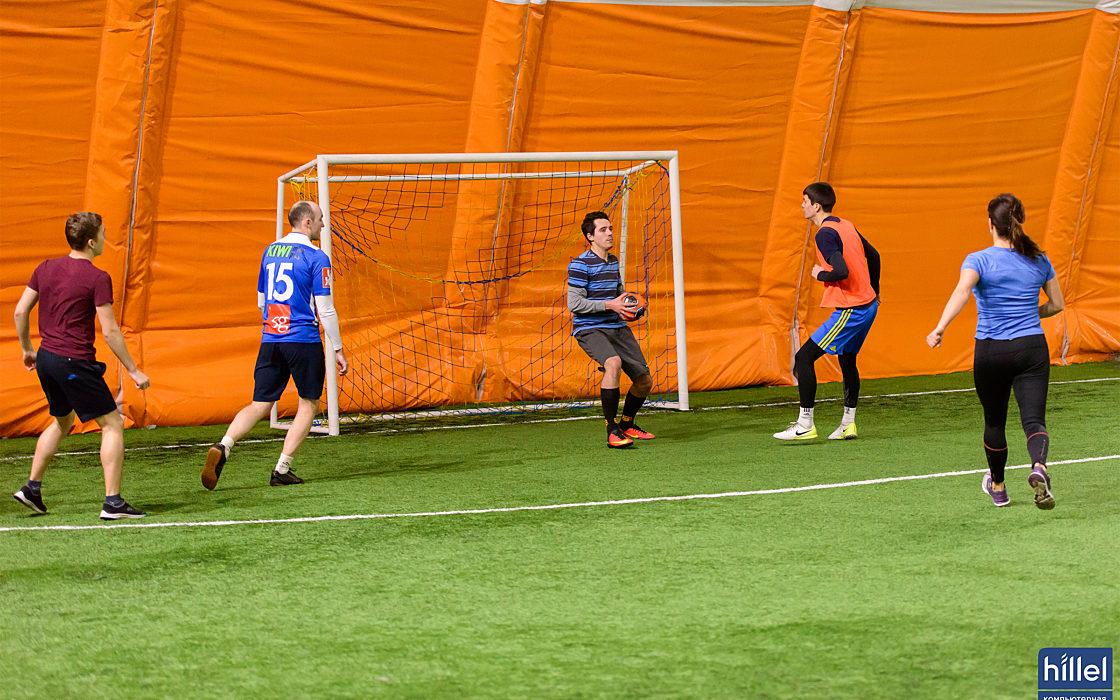 Новости школы: Спортивная суббота. Товарищеский футбольный матч в Днепре.  фото 4