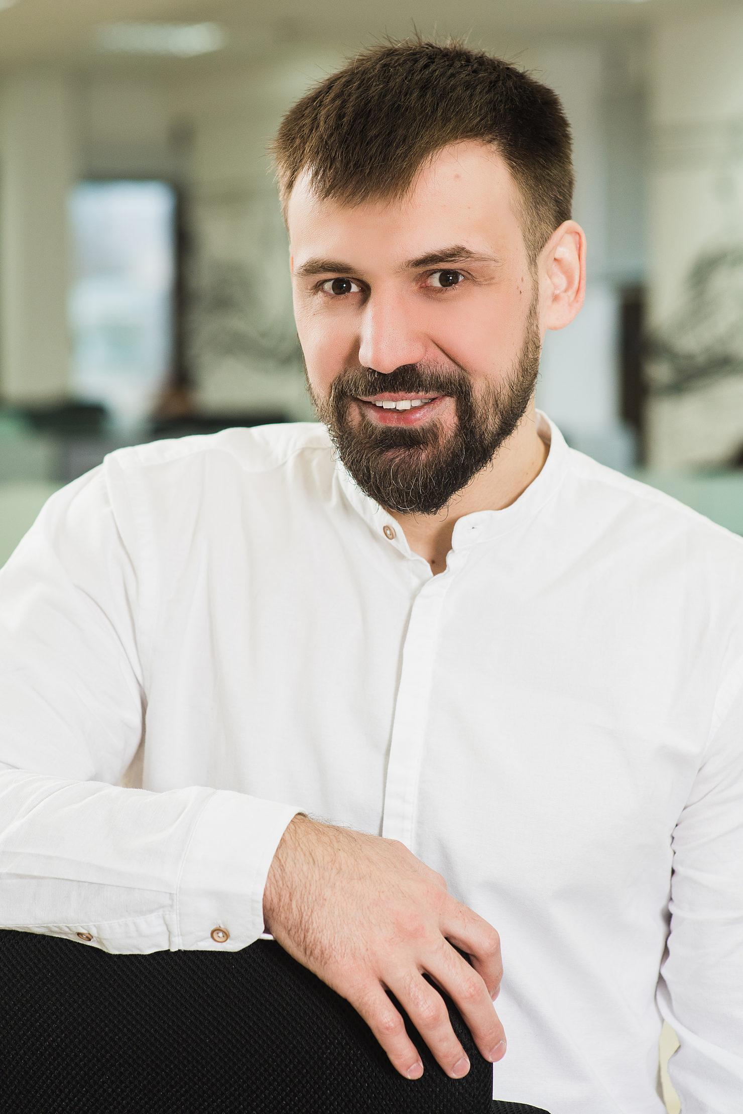 Интервью: Владимир Воробьев: «Если технологии и разработка — ваше призвание, станьте настоящими профессионалами в этой сфере». Владимир Воробьев, CEO компании RubyGarage