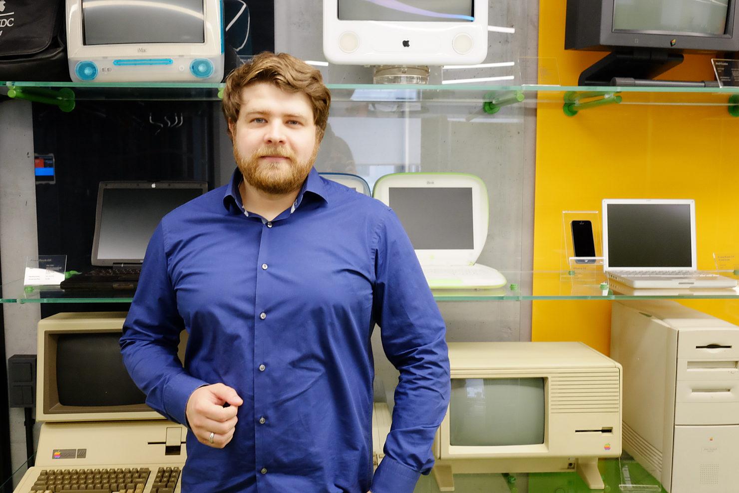 інтерв'ю:Олександр Косован: «Ми у MacPaw вкладаємо багато уваги і любові в те, що робимо». Експозиція музею
