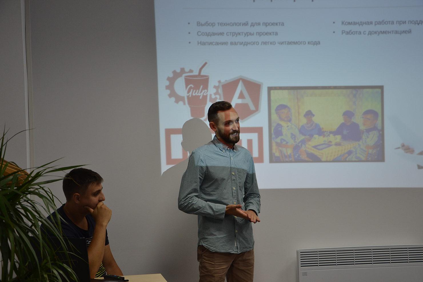 Новости школы: Презентация рабочих прототипов программы Hillel Evo в Киеве. Презентация рабочего прототипа проекта YAJIM