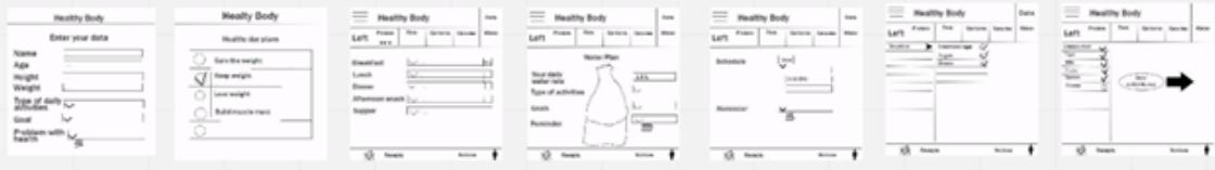 Статті: 8 етапів розробки UI/UX дизайну мобільного додатка. прості начерки за допомогою графічних інструментів