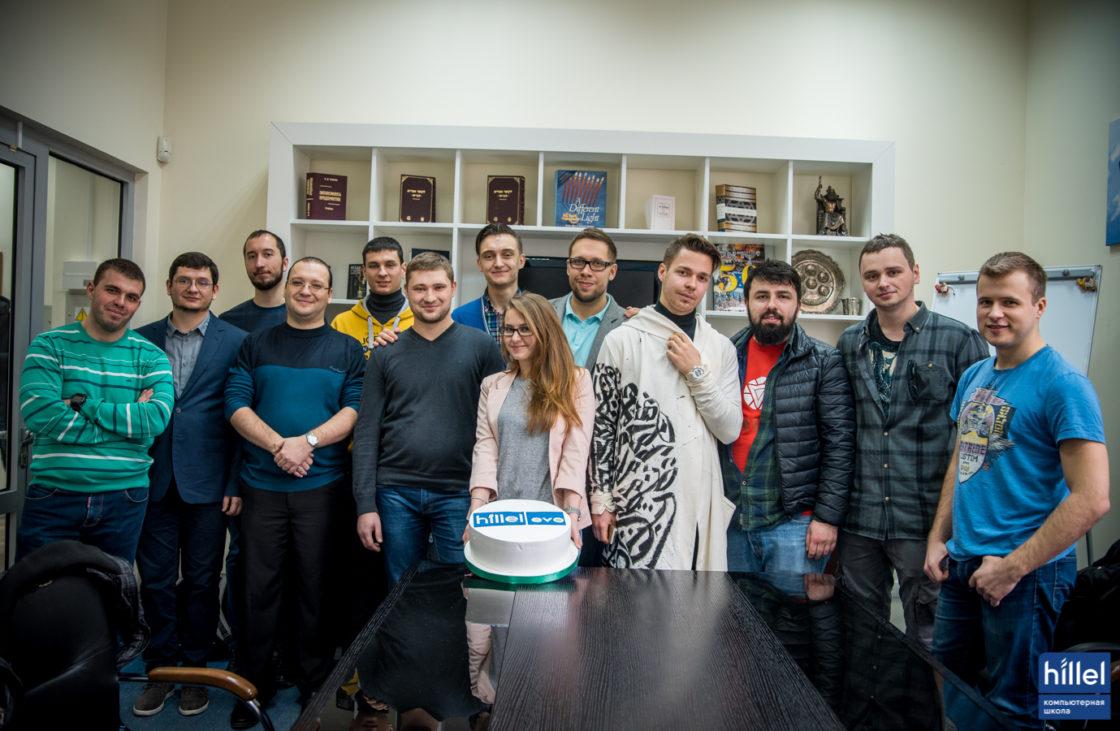 Мероприятия: Презентация рабочих прототипов программы Hillel Evo. Участники программы Hillel Evo