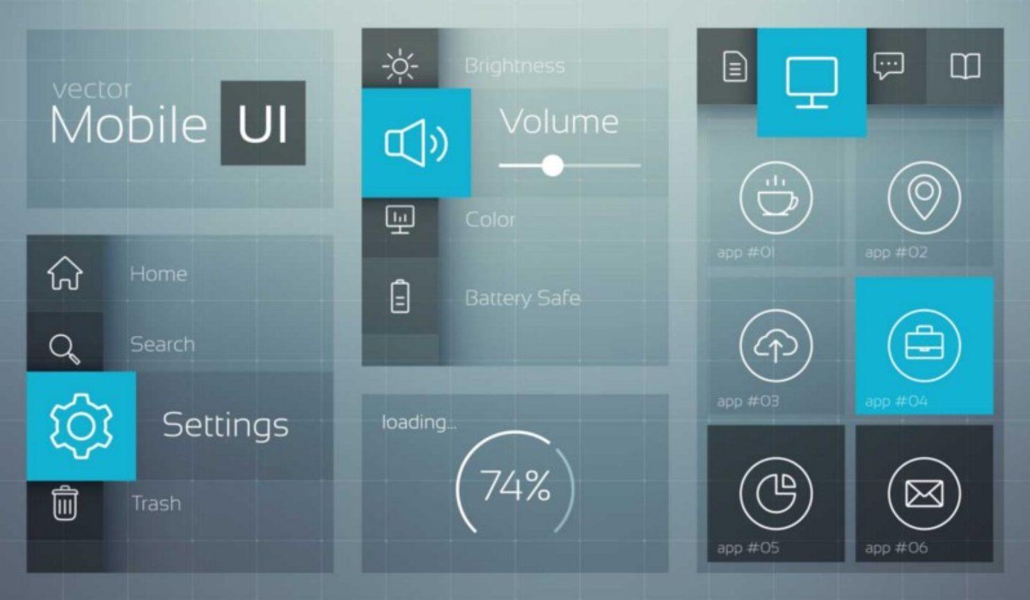 Статьи: UX vs UI vs IA vs IxD: что означают эти аббревиатуры?. Цель UI дизайнера состоит в том, чтобы сделать пользование максимально эффективным и простым