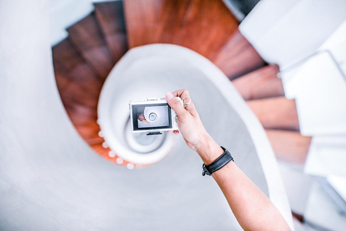 Статьи: 5 принципов создания цепляющих фотографий.