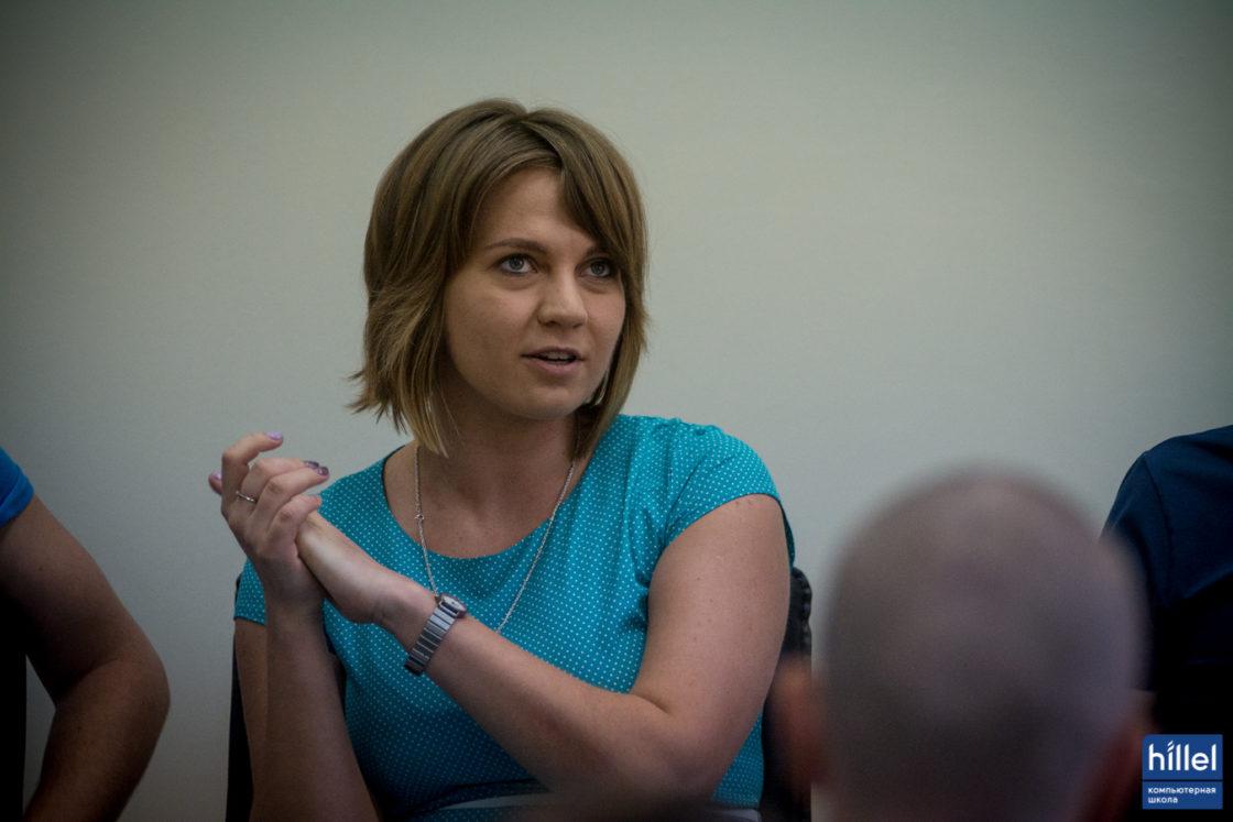Новости школы: «Моя первая работа в IT». Юлия Фрич, Front-End разработчик в компании Beetroot