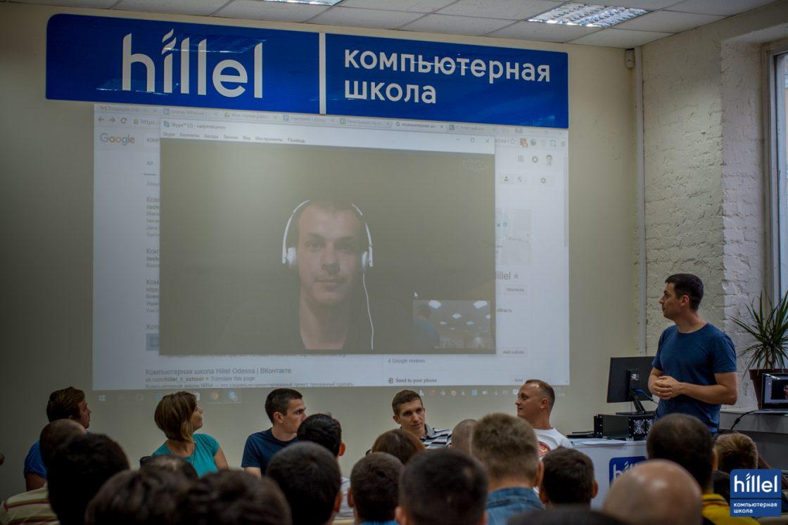 Новости школы: «Моя первая работа в IT». Андрей Котов, Front-End разработчик в компании MECHANIC.FM