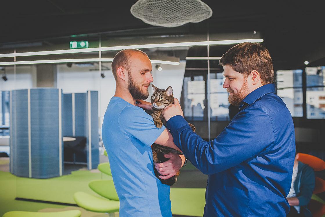 інтерв'ю:Олександр Косован: «Ми у MacPaw вкладаємо багато уваги і любові в те, що робимо». В офісі панує домашня атмосфера