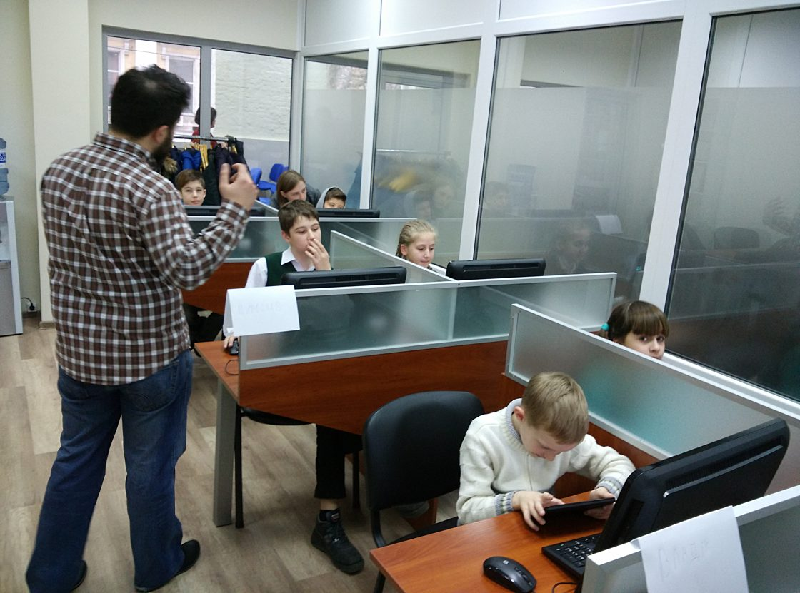 Новости школы: Детская Компьютерная школа Hillel.