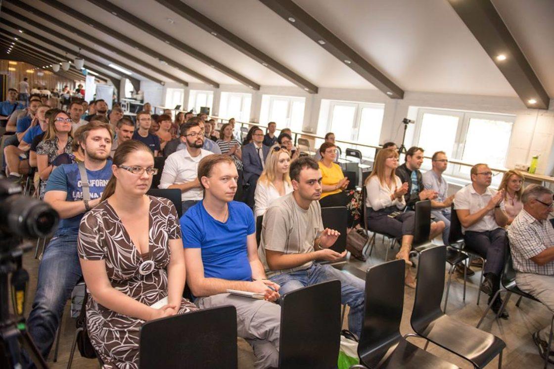 Новости школы: От IT никуда не уйти. День рождения IT-Кластера Одессы.