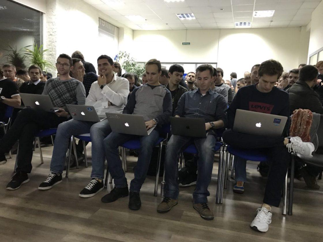 Мероприятия: Питчинг идей третьего цикла программы Hillel Evo в Одессе. Строгое, но справедливое жюри