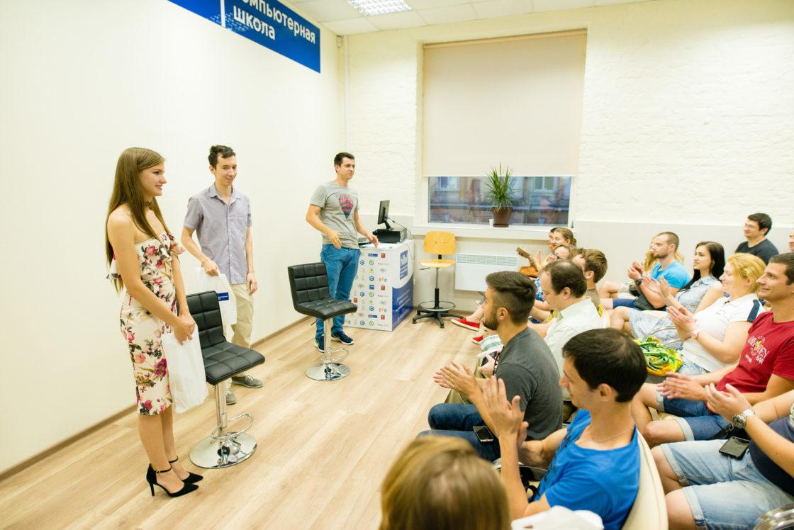 Новости школы: Looksery поделились опытом работы в США.