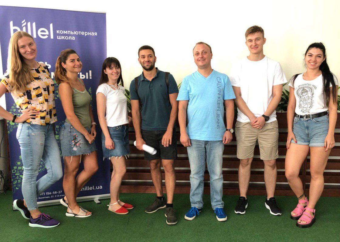 Новости школы: В Компьютерной школе Hillel впервые в Одессе прошел экзамен по международной сертификации ISTQB. Успешно сдали экзамен 10 из 11 студентов
