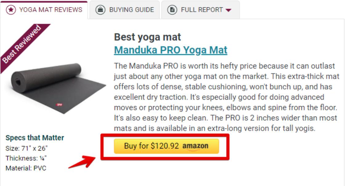 Статьи: Как продавать на Amazon: бизнес на Амазон в Украине. Сайт www.consumersearch.com – один из ТОП сайтов по работе с системой АА.