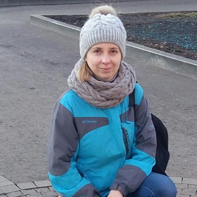 Наталия Карпенко