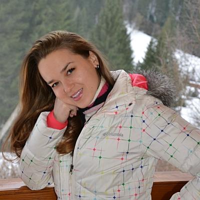 Наталия Яшная