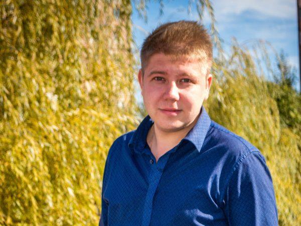 Дмитрий Попрядухин