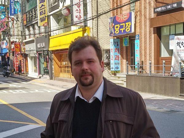 Дмитрий Дегтярёв