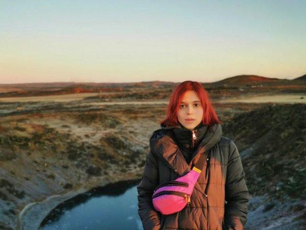 Лилия Любарская