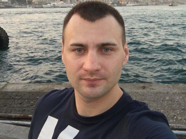 Максим Свистович
