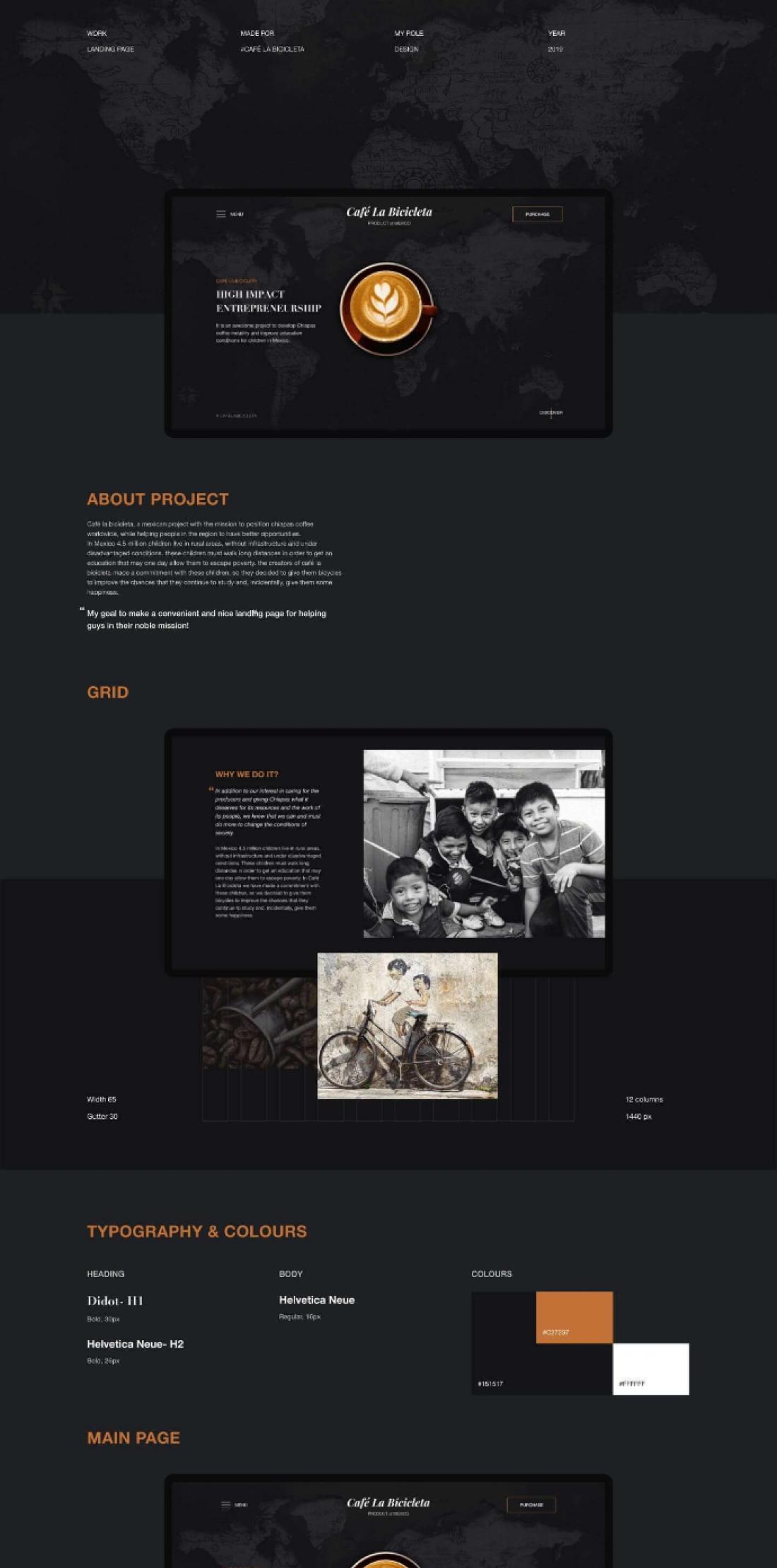 Portfolio work screenshot